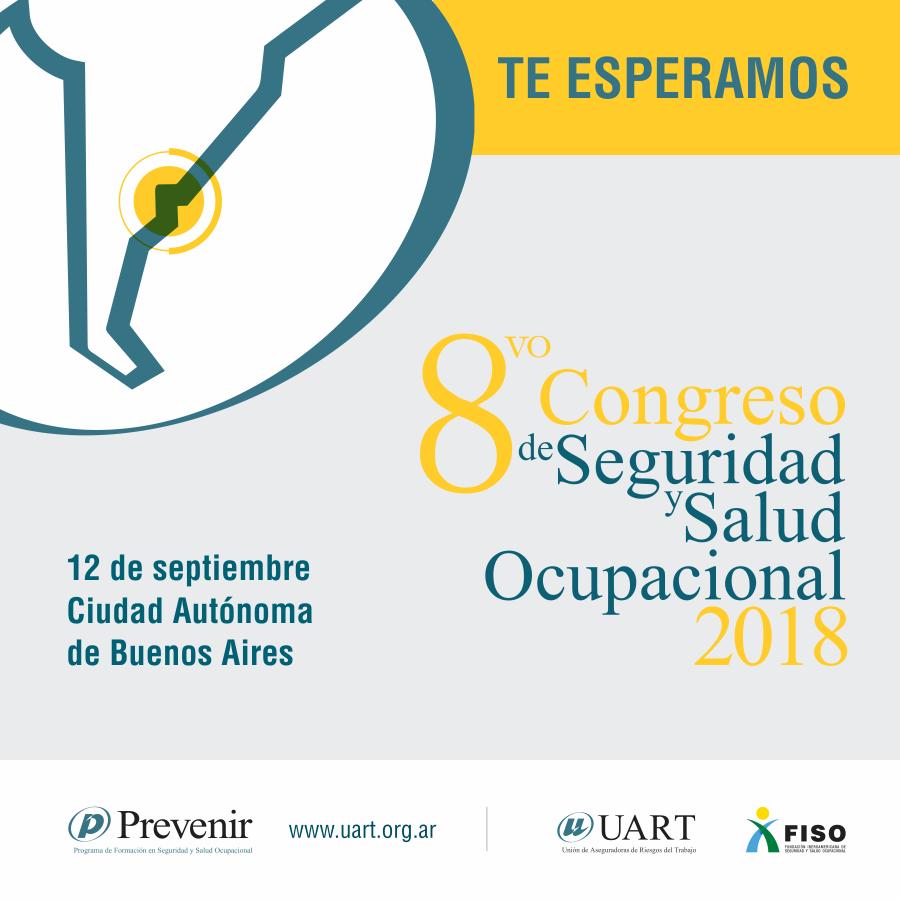 8° Congreso de Seguridad y Salud Ocupacional