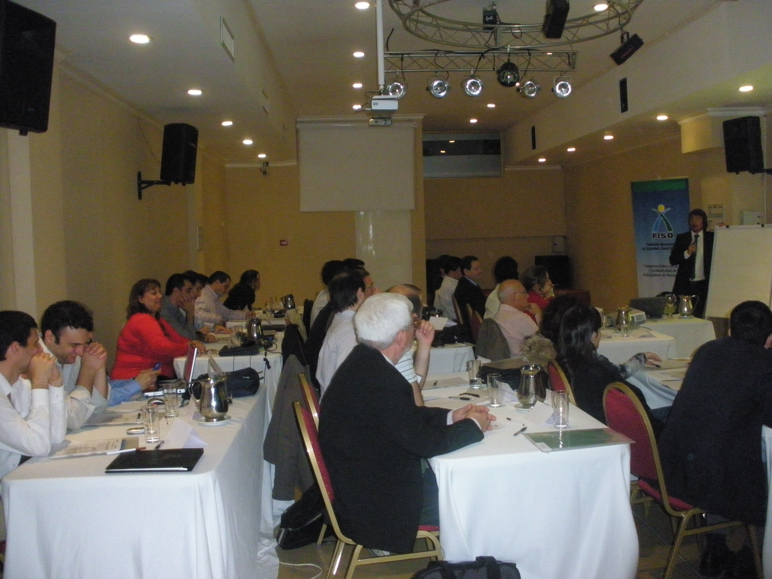 Curso internacional en Buenos Aires