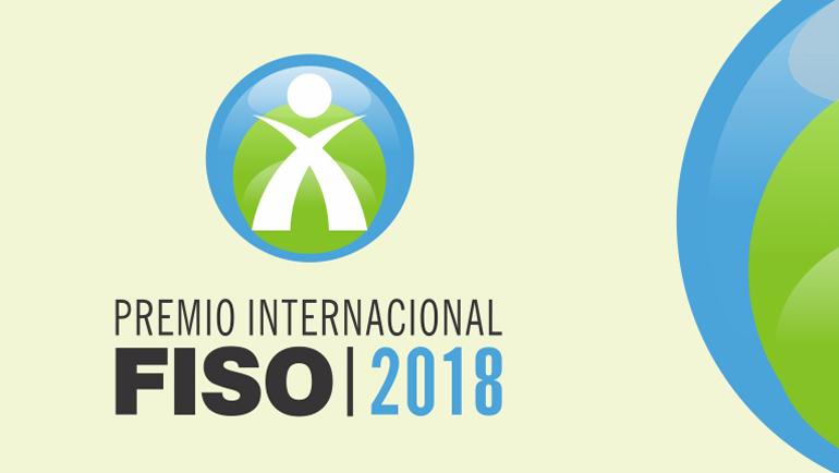 Ganadores del Premio Internacional FISO 2018